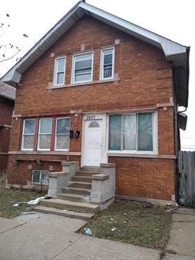 2237 N La Crosse, Chicago, IL 60639