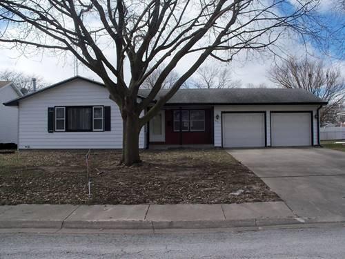 383 N Van Buren, Bradley, IL 60915