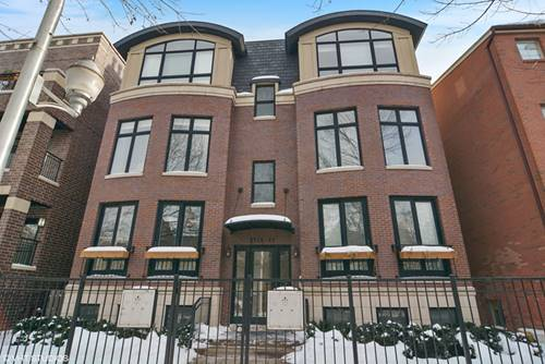 2717 N Southport Unit 2N, Chicago, IL 60614 West Lincoln Park