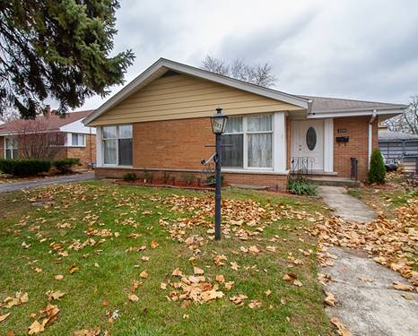 2233 Mayfair, Westchester, IL 60154