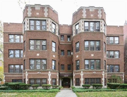 6803 S Crandon Unit 2, Chicago, IL 60649 South Shore