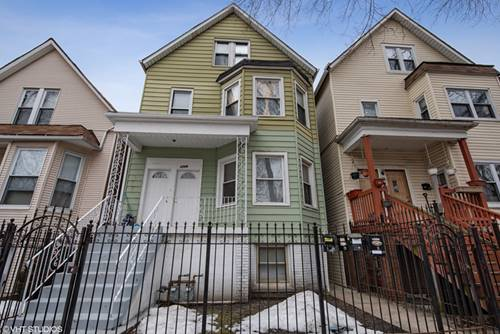 1709 N Karlov, Chicago, IL 60639