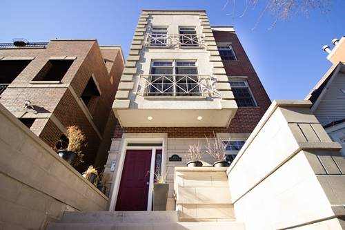 3824 N Greenview Unit 2, Chicago, IL 60613 Lakeview