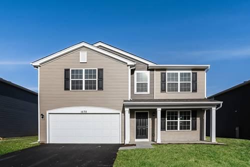 491 S Stone Bluff, Romeoville, IL 60446