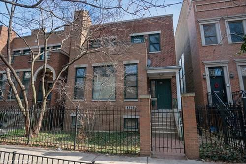1745 N Winchester, Chicago, IL 60622
