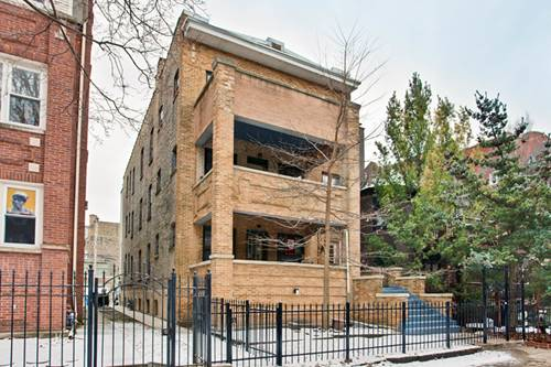 1121 W Columbia, Chicago, IL 60626 Rogers Park