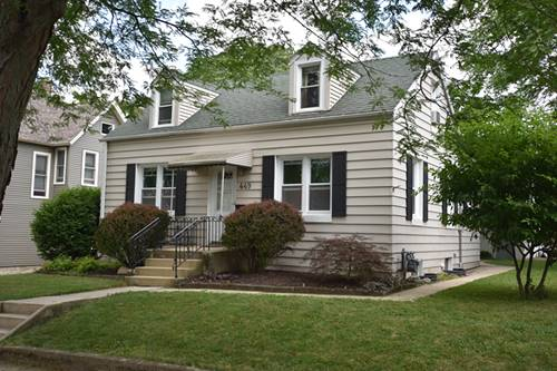 449 Colford, West Chicago, IL 60185