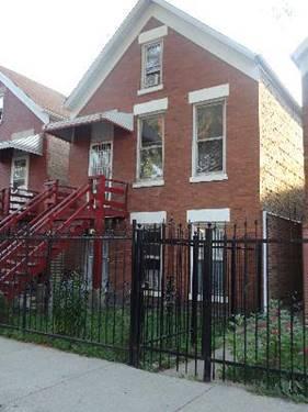 2840 S Hamlin, Chicago, IL 60623