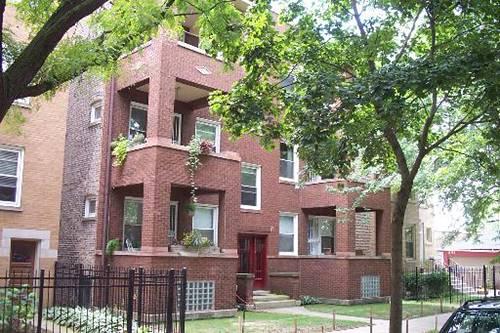 1737 W Catalpa Unit 2, Chicago, IL 60640 Andersonville