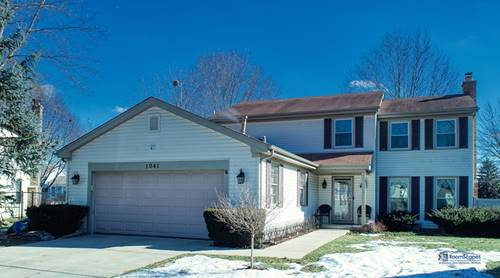 1041 Shambliss, Buffalo Grove, IL 60089