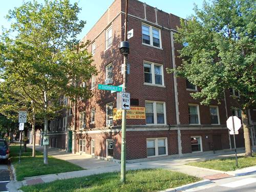 1458 W Thorndale Unit 2, Chicago, IL 60660 Edgewater