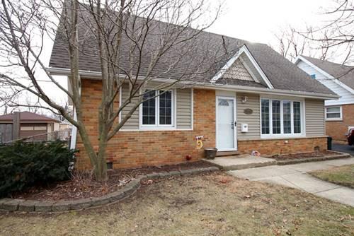 13123 W Playfield, Crestwood, IL 60418