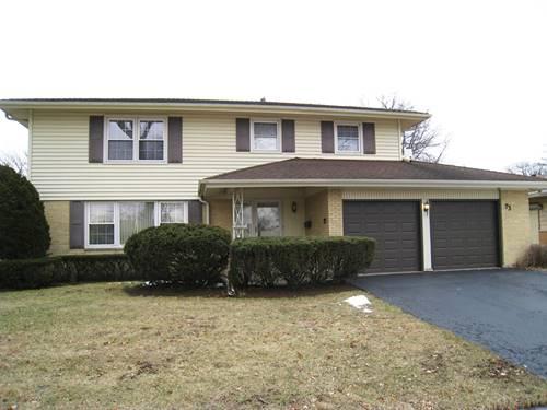 73 Grange, Elk Grove Village, IL 60007