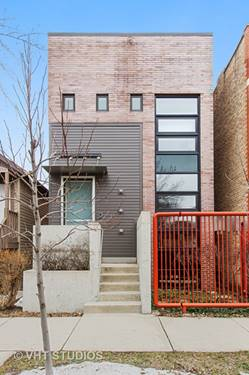 527 N Wood, Chicago, IL 60622 Noble Square