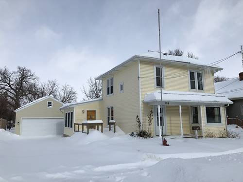 106 E Center, Mount Morris, IL 61054
