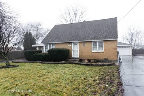8140 Rutherford, Burbank, IL 60459
