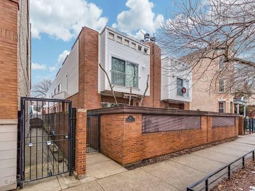 1354 N Wolcott Unit A, Chicago, IL 60622 Wicker Park