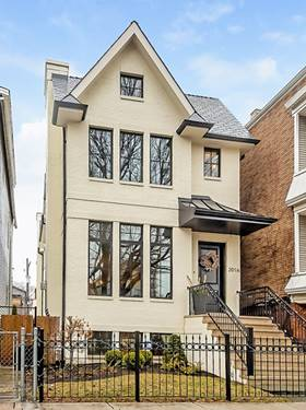 2016 W Melrose, Chicago, IL 60618
