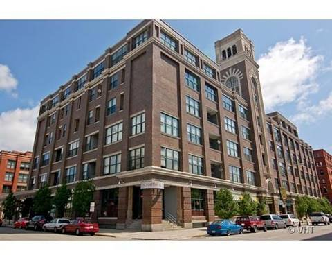 1000 W Washington Unit 502, Chicago, IL 60607 West Loop