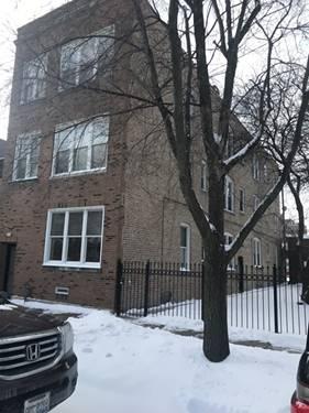 1922-24 N Wilmot, Chicago, IL 60647 Bucktown