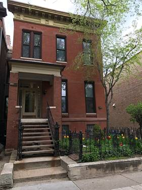 414 W Webster Unit 2, Chicago, IL 60614 Lincoln Park