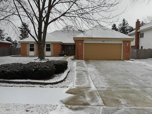 177 Jackson, Bloomingdale, IL 60108