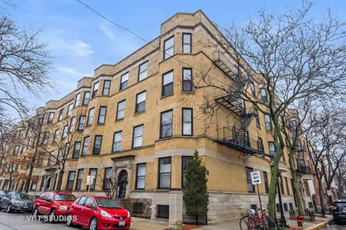 1701 N Crilly Unit 3W, Chicago, IL 60614