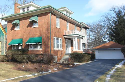 611 Thatcher, River Forest, IL 60305