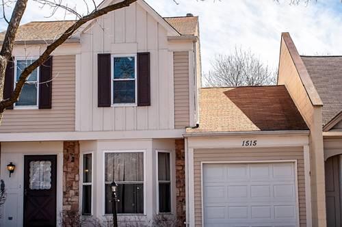 1515 N Gatewood Unit 1515, Palatine, IL 60067