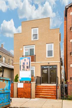 1337 W Walton Unit 2R, Chicago, IL 60642 Noble Square