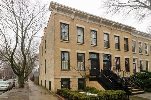 1883 N Leavitt, Chicago, IL 60647 Bucktown