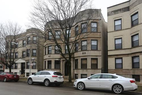 909 W Sheridan Unit 2, Chicago, IL 60613 Lakeview