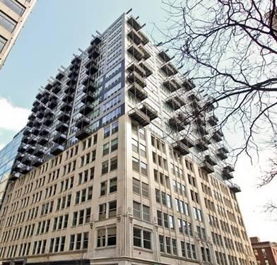 565 W Quincy Unit 1714, Chicago, IL 60661 West Loop