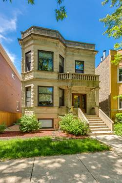 3652 N Janssen, Chicago, IL 60613 Lakeview