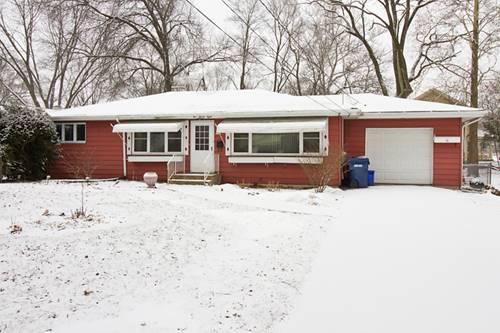 528 Pershing, Wheaton, IL 60189