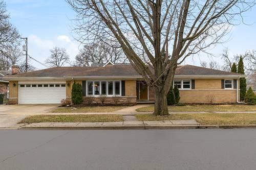 544 Park Plaine, Park Ridge, IL 60068
