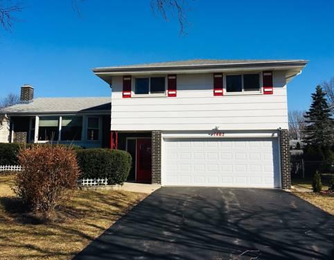 1402 E Greenwood, Mount Prospect, IL 60056