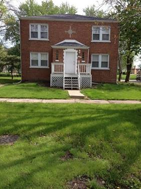 131 Broadway, Chicago Heights, IL 60411