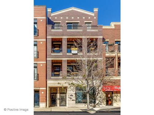 2052 W Belmont Unit 4, Chicago, IL 60618 Roscoe Village