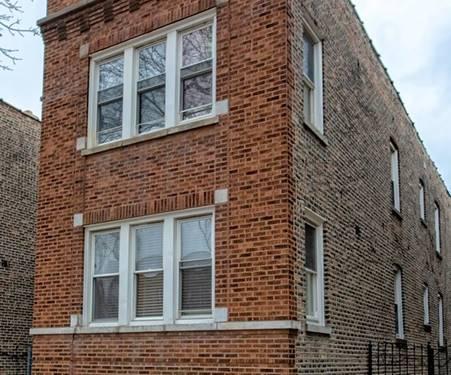 5952 W Cortland, Chicago, IL 60639