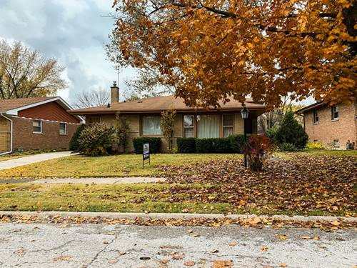 16416 Greenwood, South Holland, IL 60473
