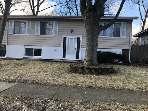 306 Jackson, Park Forest, IL 60466