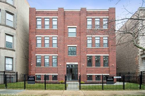 5317 S Maryland Unit 2S, Chicago, IL 60615