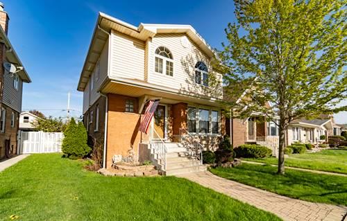 5615 S Merrimac, Chicago, IL 60638 Garfield Ridge