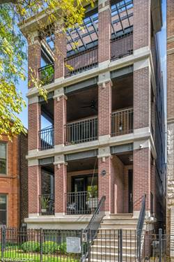 1909 N Bissell Unit 2, Chicago, IL 60614 West Lincoln Park