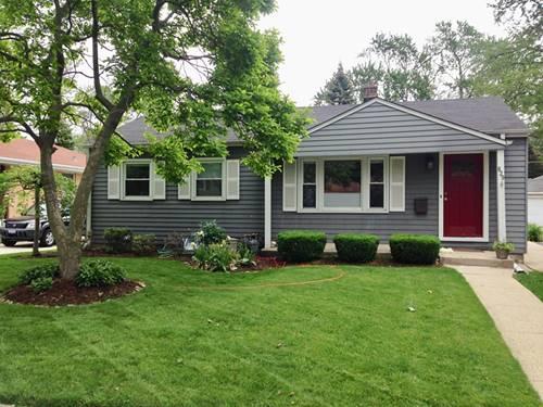829 S Chestnut, Arlington Heights, IL 60005