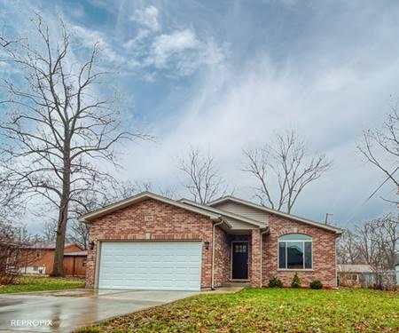 17859 Gladville, Homewood, IL 60430