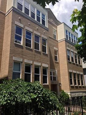 3132 N Seminary Unit 1S, Chicago, IL 60657 Lakeview
