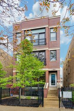 1515 N Claremont Unit 2, Chicago, IL 60622 Wicker Park