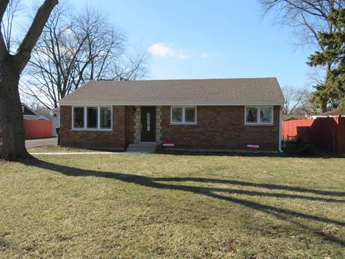8138 S 82nd, Justice, IL 60458